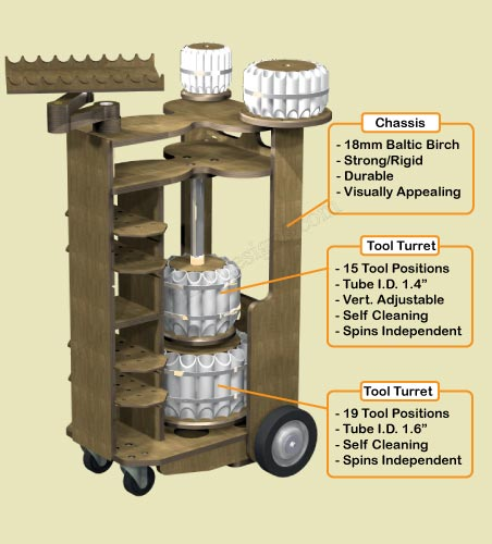 Diy Tool Cart Plans Free Download PDF Woodworking